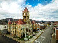 Wetzel County Courthouse